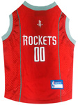RKT-4020 - Houston Rockets - Cotton Mesh Jersey