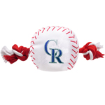 ROC-3105 - Colorado Rockies - Nylon Baseball Toy
