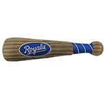 ROY-3102 - Kansas City Royals - Plush Bat Toy