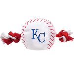 ROY-3105 - Kansas City Royals - Nylon Baseball Toy