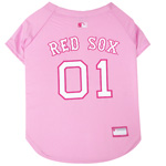 RSX-4019 - Boston Red Sox - Pink Baseball Jersey