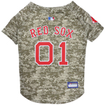 RSX-4060 - Boston Red Sox - Camo Jersey