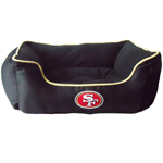 SAN-3064 - San Francisco 49ers - Pet Bed