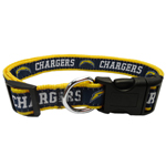 SDC-3036 - Los Angeles Chargers - Dog Collar
