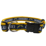 SDC-3036-XL - San Diego Chargers Extra Large Dog Collar