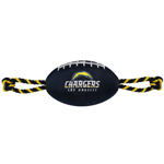 SDC-3121 - Los Angeles Chargers - Nylon Football Toy