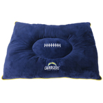SDC-3188 - Los Angeles Chargers - Pet Pillow Bed