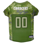 SDC-4060 - Los Angeles Chargers - Mesh Camo Jersey