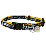SDC-5010 - San Diego Chargers - Cat Collar