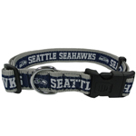 SEA-3036-XL - Seattle Seahawks Extra Large Dog Collar