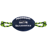 SEA-3121 - Seattle Seahawks - Nylon Football Toy