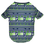 SEA-4056 - Seattle Seahawks Novel-Tee