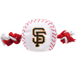 SFG-3105 - San Francisco Giants - Nylon Baseball Toy