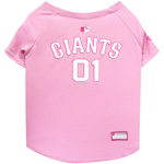 SFG-4019 - San Francisco Giants - Pink Baseball Jersey