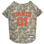SGF-4060 - San Francisco Giants - Mesh Camo Jersey