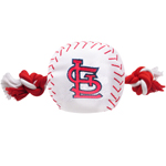SLC-3105 - St. Louis Cardinals - Nylon Baseball Toy