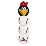 SLC-3226 - St. Louis Cardinals - Mascot Long Toy