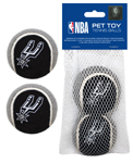 SPU-3189 - San Antonio Spurs - Tennis Ball 2-Pack