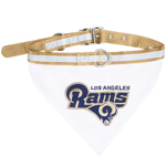 STL-4005 - Los Angeles Rams - Collar Bandana