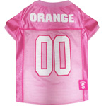 SYR-4019 - Syracuse Orange - Pink Mesh Jersey