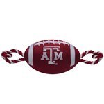 TAM-3121 - Texas A&M Aggies - Nylon Football Toy