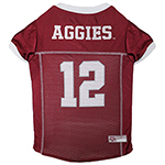 TAM-4006 - Texas A&M Aggies - Football Mesh Jersey