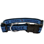 TEN-3036-XL - Tennessee Titans Extra Large Dog Collar