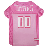 TEN-4019 - Tennessee Titans - Pink Mesh Jersey