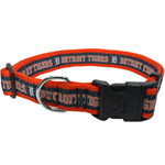 TIG-3036-XL - Detroit Tigers Extra Large Dog Collar