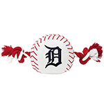 TIG-3105 - Detroit Tigers - Nylon Baseball Toy