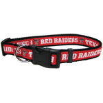 TT-3036 - Texas Tech Raiders - Dog Collar