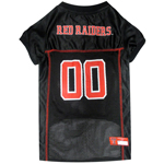TT-4006 - Texas Tech Raiders - Football Mesh Jersey