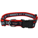 TWN-3036-XL - Minnesota Twins Extra Large Dog Collar