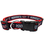 TWN-3036 - Minnesota Twins - Dog Collar