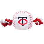 TWN-3105 - Minnesota Twins - Nylon Baseball Toy