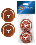 TX-3189 - Texas Longhorns - Tennis Ball 2-Pack