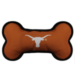 TX-3248 - Texas Longhorns - Nylon Bone Toy