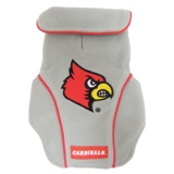 UL-4008 - Louisville Cardinals - Fleece Vest