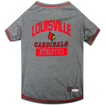 UL-4014 - Louisville Cardinals - Tee Shirt