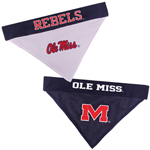 UM-3217 - Mississippi Rebels - Home and Away Bandana