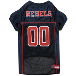 UM-4006 - Mississippi Rebels - Football Mesh Jersey
