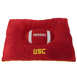 USC-3188 - USC Trojans - Pet Pillow Bed