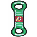 WAS-3030 - Washington Redskins - Field Tug Toy