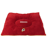 WAS-3188 - Washington Redskins - Pet Pillow Bed