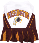 WAS-4007 - Washington Redskins - Cheerleader