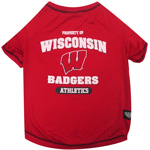 WI-4014 - Wisconsin Badgers - Tee Shirt