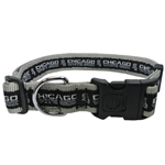 WSX-3036-XL - Chicago White Sox Extra Large Dog Collar
