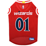 WWZ-4047 - Washington Wizards - Mesh Jersey