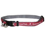 AL-5010 - Alabama Crimson Tide - Cat Collar