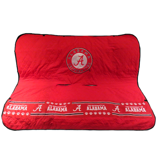 Collegiate Alabama Crimson Tide Car Seat Cover